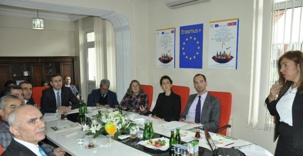 İl Gıda Tarım ve Hayvancılık Müdürlüğü'nün Ka2-BestFOOD projesine AB ziyareti gerçekleşti