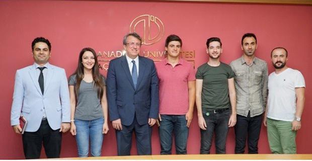 Açıköğretim Sistemi, öğrencilerini Avrupa'ya göndermeye hız kesmeden devam ediyor