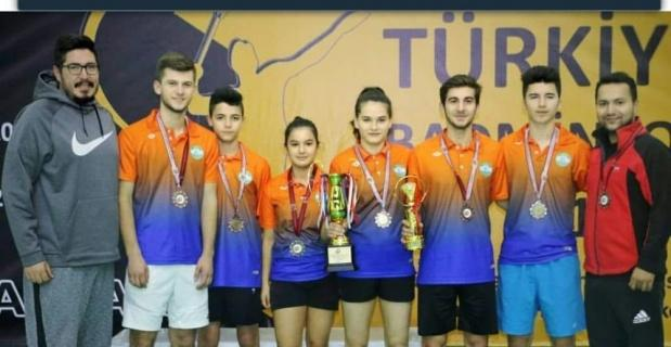 DSİ Bentspor Kulübü Badminton Takımı Süper Lig'de