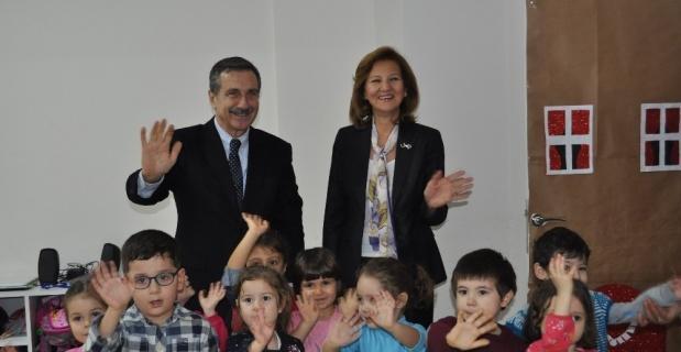 Erken Çocukluk Eğitim Merkezi açıldı