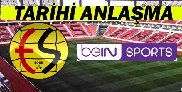 Eskişehirspor, Bein Sport ile anlaştı