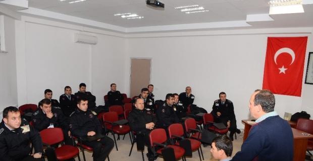 ESOGÜ'de güvenlik personeline arama ve kurtarma eğitimi