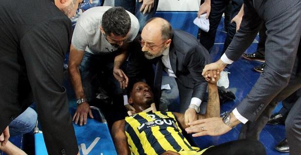 Fenerbahçe Doğuş'ta Nunnally şoku