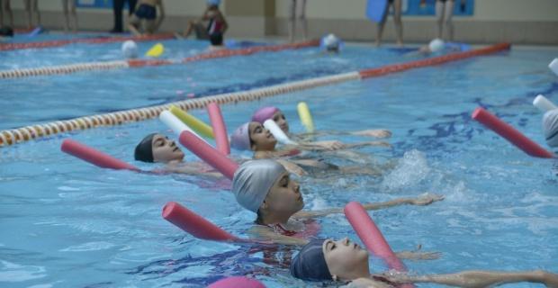 Su sporları için kış dönemi kayıtları başlıyor