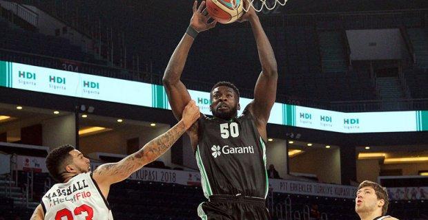 Eskişehir Basket veda etti