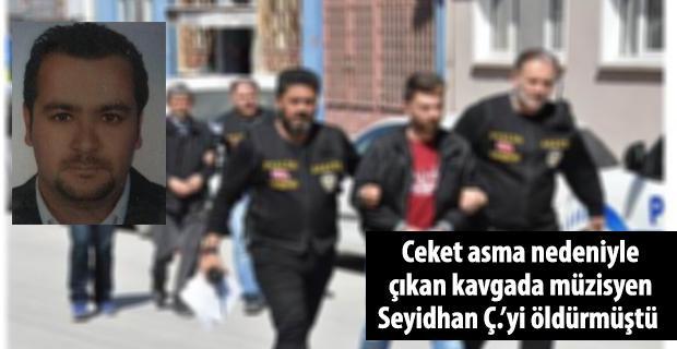 Eskişehir'de müzisyen cinayeti davasında karar çıktı