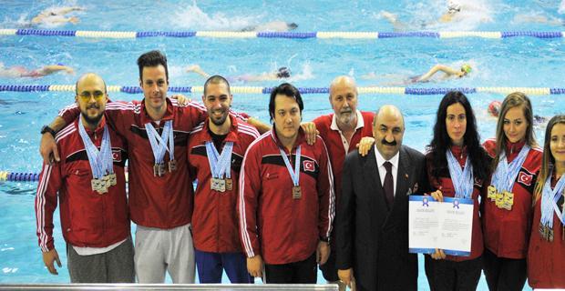 Sarar Spor 33 madalya ile geri döndü
