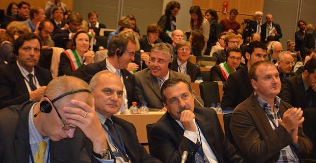 WHO Belediye başkanları zirve toplantısı