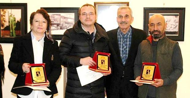 2018 Şahin Özyüksel Sanat Ödülleri Verildi