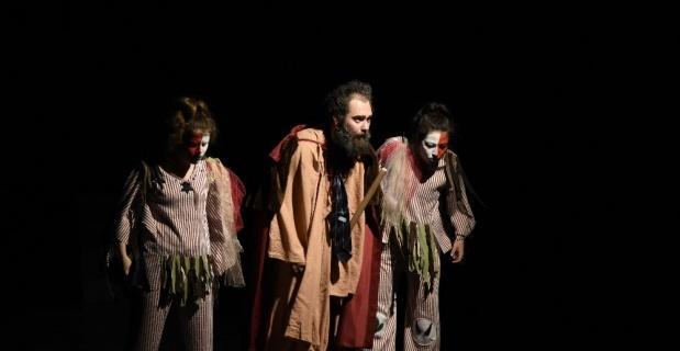"Anadolu'da ""Dünya Tiyatro Günü"" kutlandı"