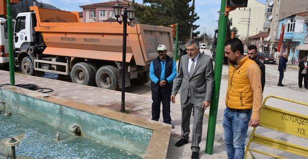 Başkan Bozkurt'tan Büyükşehir'e teşekkür