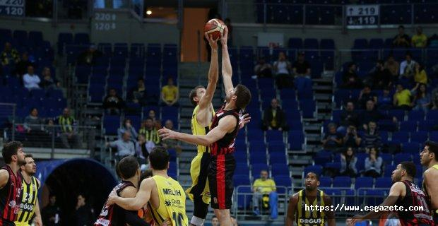 Eskişehir Basket mağlup oldu