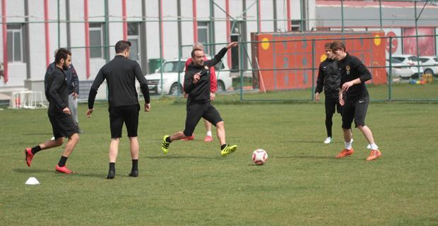 Eskişehirspor, Balıkesirspor maçına hazır
