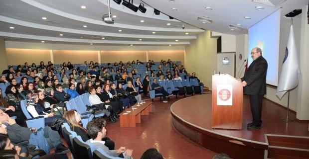 "ESOGÜ'de ""Türk Mitolojisinde Anaerkin Dönem"" Konferansı"