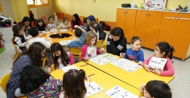 Gazi Yakup Satar Meslek Lisesi öğrencileri Oyunpazarı'nı ziyaret etti