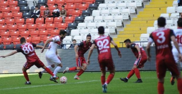 Gaziantepspor ikinci galibiyetini aldı