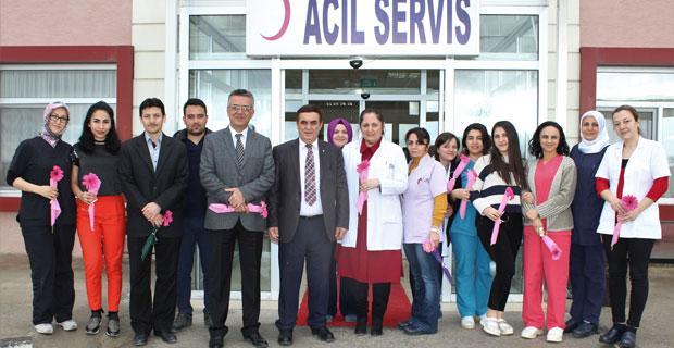 Gündoğan Tıp Bayramı'nı kutladı