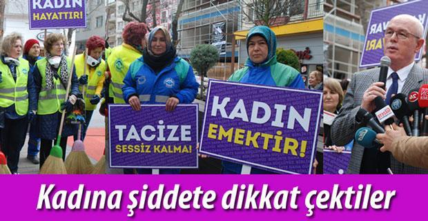 Hamamyolu'nda Kadınlar Günü etkinliği