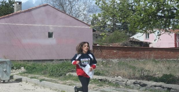İnönü'de 480 öğrenci kıyasıya yarıştı
