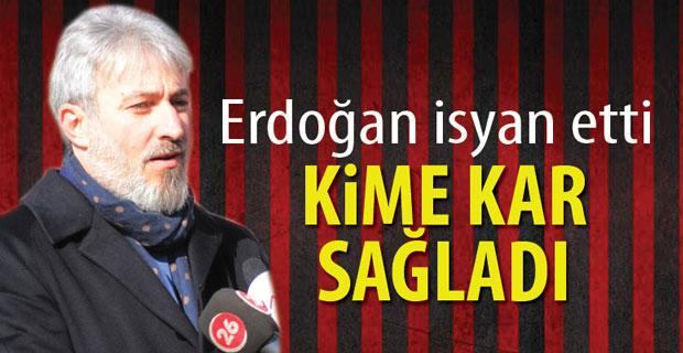İzzet Erdoğan'dan sitem dolu mesaj