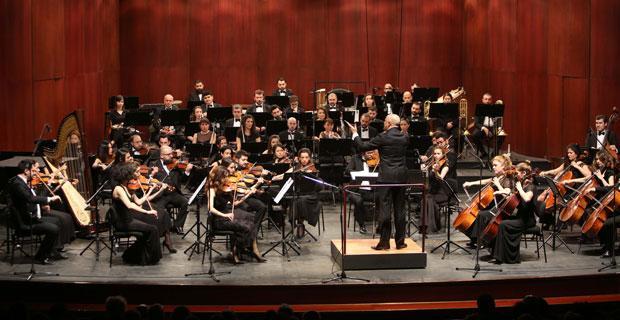Klarinetin büyülü sesi senfoni ile buluştu