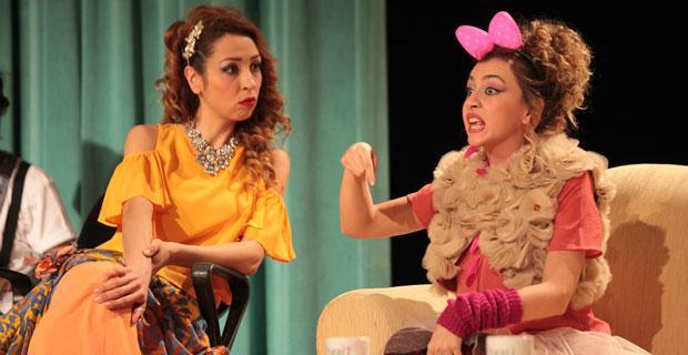 Odunpazarı Belediye Tiyatrosu'ndan kadınlara özel gösterim