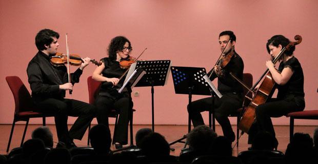 Olten Quartet'ten muhteşem konser