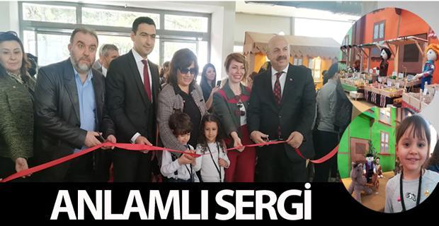 Serginin geliri Mehmetçik Vakfı'na