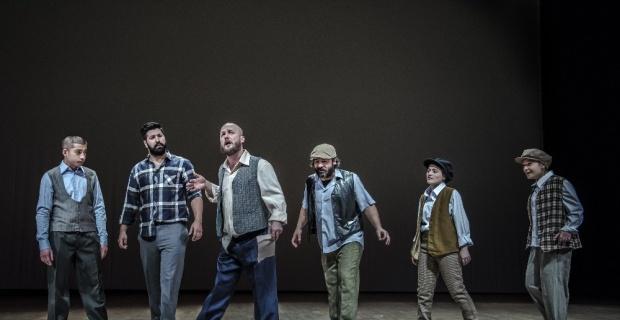 """Tiyatro Anadolu'dan bir oyun daha """"Bahar Noktası"""""""