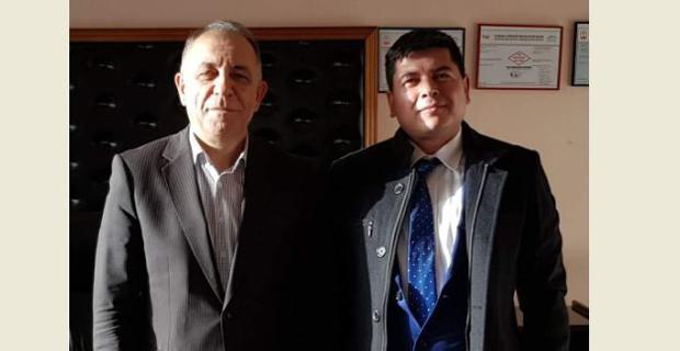 Toptaş'tan Tülomsaş'a ziyaret