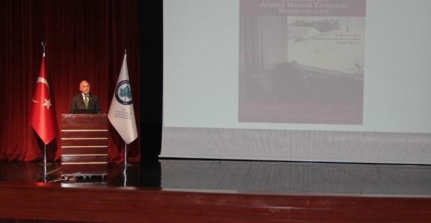 Uluslararası Ahmet Hamdi Tanpınar Sempozyumu ESOGÜ'de başladı