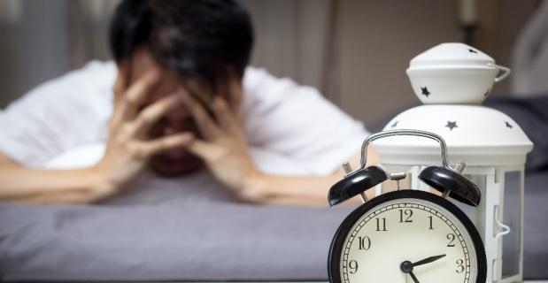 Uyku bozukluğu sağlık sorunlarının habercisi