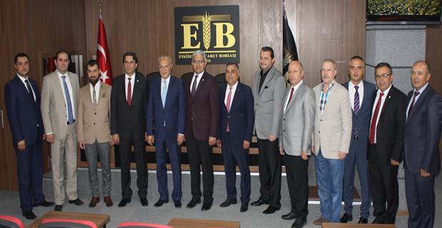 EOSB - ETB İşbirliğine Hazır