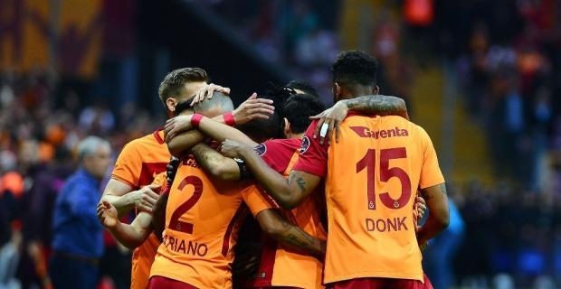 Galatasaray 3 maç sonra Trabzonspor'u yendi