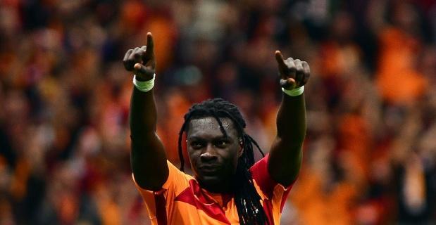 Gomis durdurulamıyor, 26. golünü attı