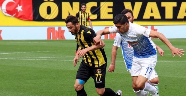 İstanbulspor: 2 - Çaykur Rizespor: 3