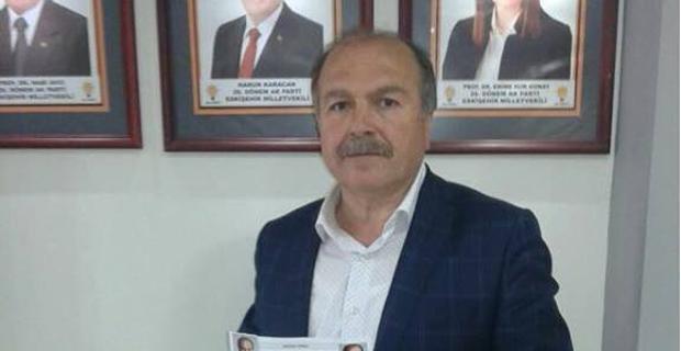 Kaba, Ak Parti'den milletvekili aday adayı oldu
