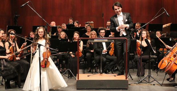 Senfoniden Çocuk Bayramı özel konseri