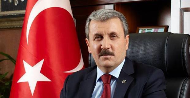 Destici, Ankara Milletvekili adayı