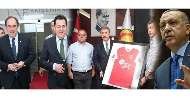 Eskişehirspor'da kriz bitiyor