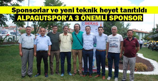 Alpagutspor'a isim sponsoru