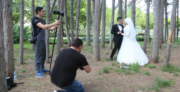 Düğün fotoğraflarının bir numaralı mekanı oldu