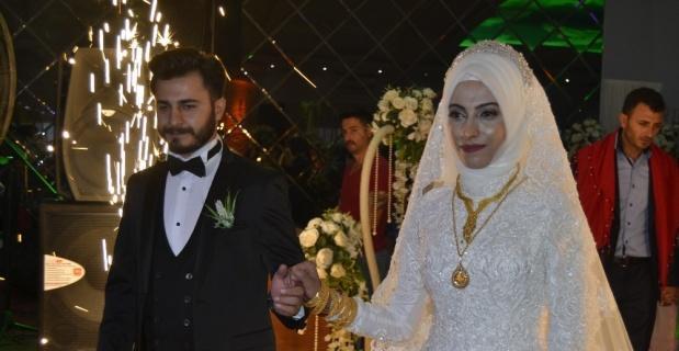 ESAĞDER Başkanı Mehmet Şerif Karaca ve ailesinin düğün mutluluğu