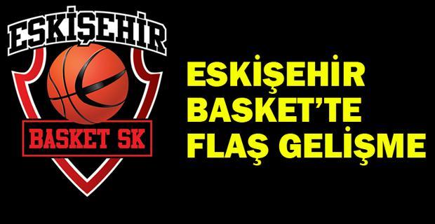 Eskişehir Basket yönetiminden şok karar