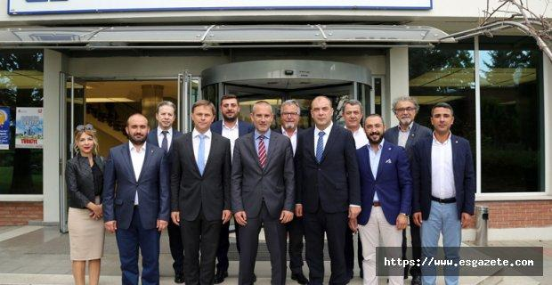 Eskişehir-Slovenya ihracatta yakınlaşıyor