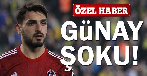 Eskişehirspor'da kaleci Günay şoku!
