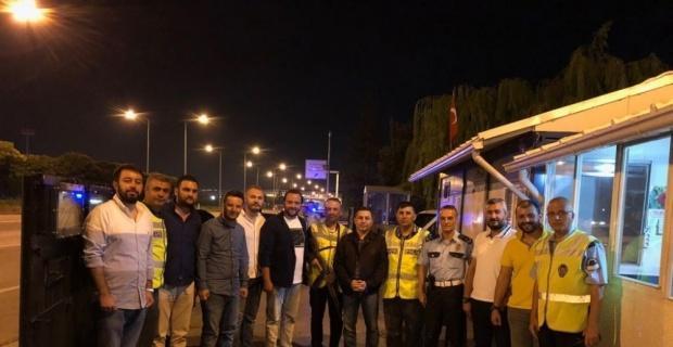 ESGİAD'dan anlamlı ziyaret