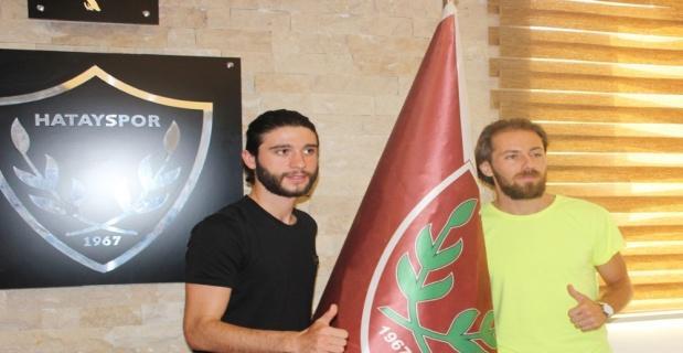 Hatayspor'da 2 transfer birden