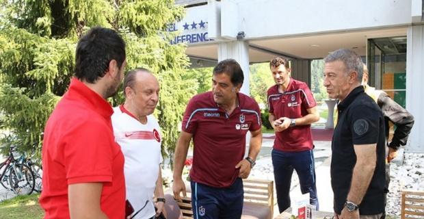 Trabzonspor, Cagliari ile özel maç yapacak