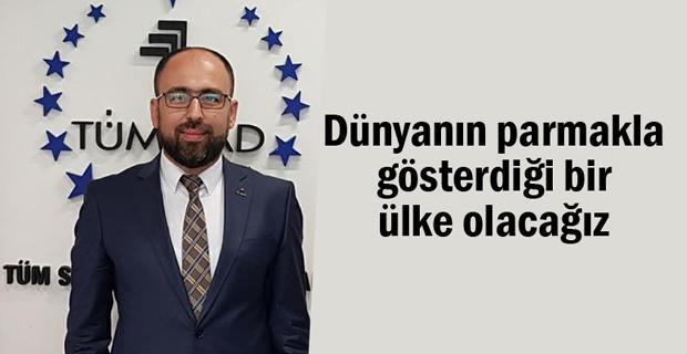 TÜMSİAD Eskişehir'den başkanlık açıklaması